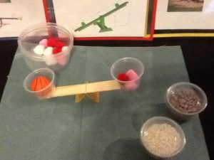 Lever - Physical Science Activity