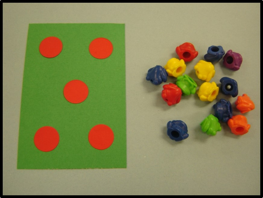Teddy Bear Math Manipulative