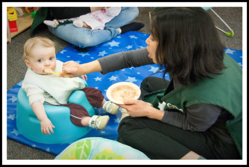 Routines and Transitions: The Heart of Infant Toddler Curriculum