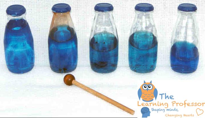 bottles pitch
